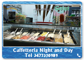 Caffetteria Night and Day